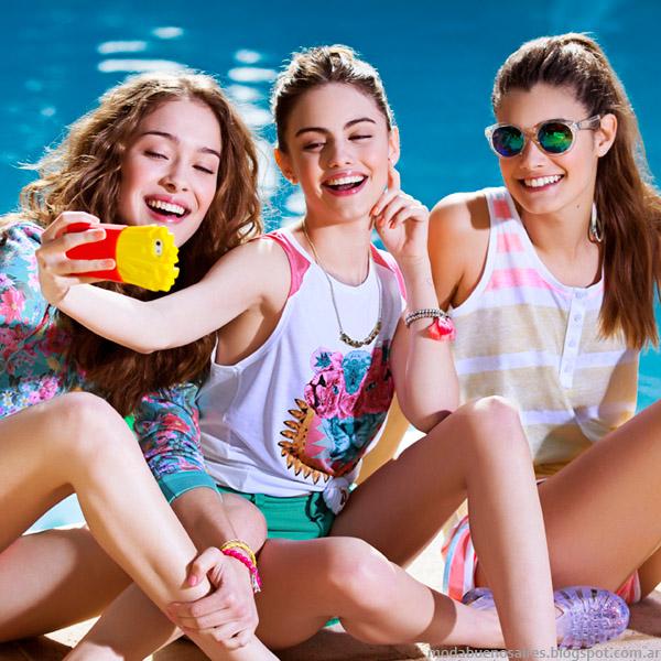 Como quieres que te quiera moda primavera verano 2015. Moda verano 2015.
