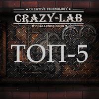 ТОП 5 в Crazy Lab