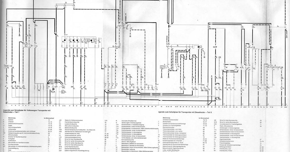 vwt3 net  elektro-schema