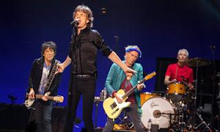The Rolling Stone. Glastonbury Festival 2013