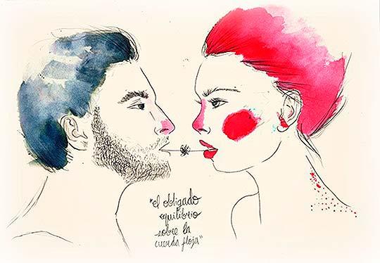 Ilustración de Paula Molina