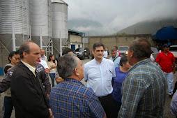 Lácteos Los Andes de los Valles Altos: Proyecto socio productivo impulsado por el Presidente Maduro