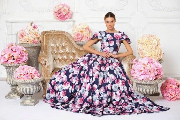 Moda en vestidos de fiesta