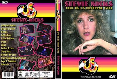 Stevie Nicks - Live in California 1983