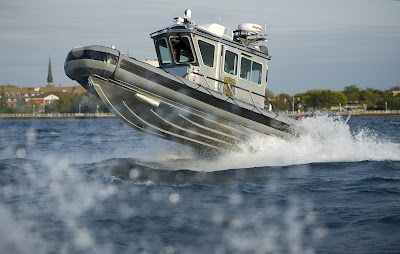 Showcasing the DNR: SAFE Boats aid conservation officers on the water