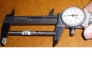 Dial Caliper checking accuracy