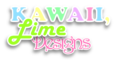 Kawaii Lime Designs