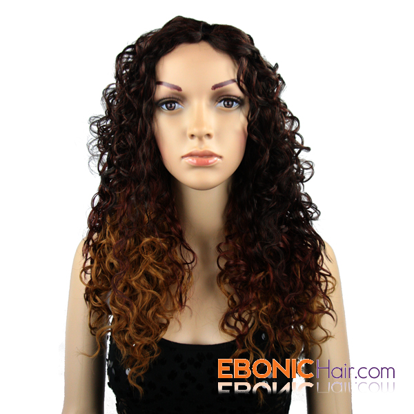 Ebonic Hair — Equal Invisible Part Wig Headline - Futura and...