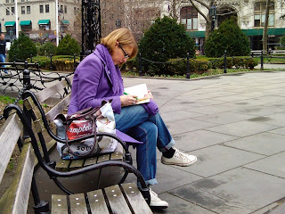 New York _City Hall Park