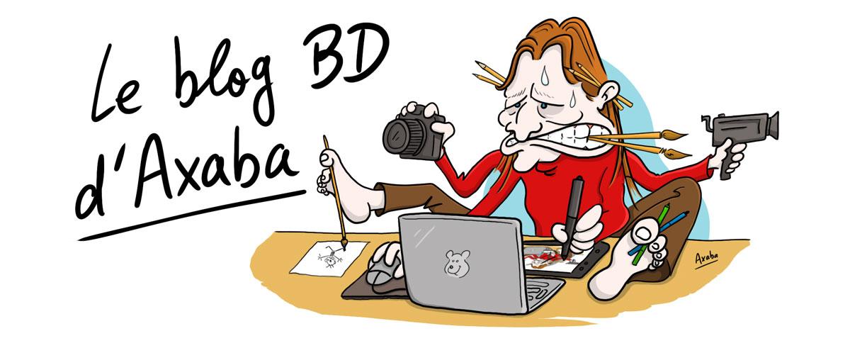 Le blog BD d'Axaba