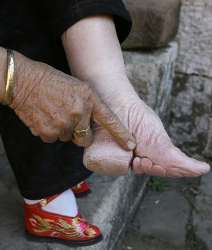 Los pies de Loto en China Chinka5web