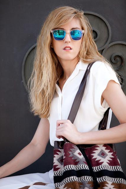 Take a Horse Bloguera de moda Málaga