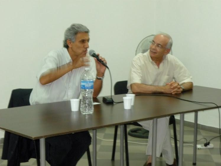 ...para conmemorar el cumpleños de dos grandes argentinos