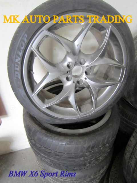 Mk Auto Parts Trading Bmw X6 Sport Rims