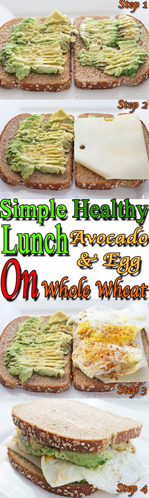 simple healthy meals lunch