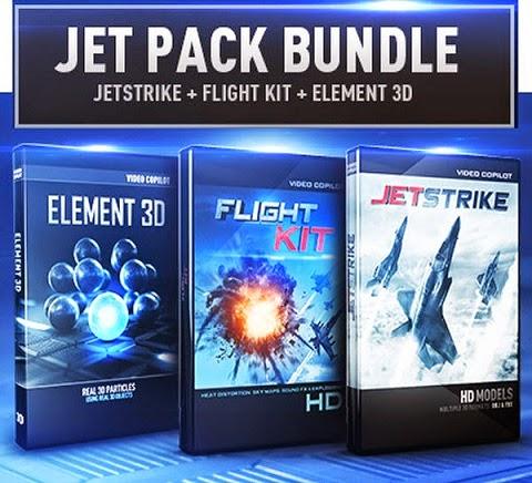Video-Copilot-Element-3D-download