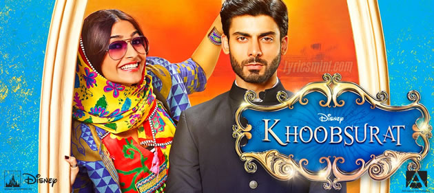 Khoobsurat Songs Lyrics