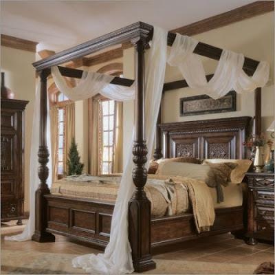Diseño Dormitorios Góticos  Decoracion de Salas