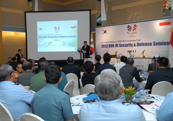 RI - Korea Selatan Berpotensi Kembangkan Kerjasama Cyber Warfare