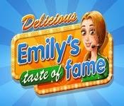 เกมส์ Emily's Taste of Fame