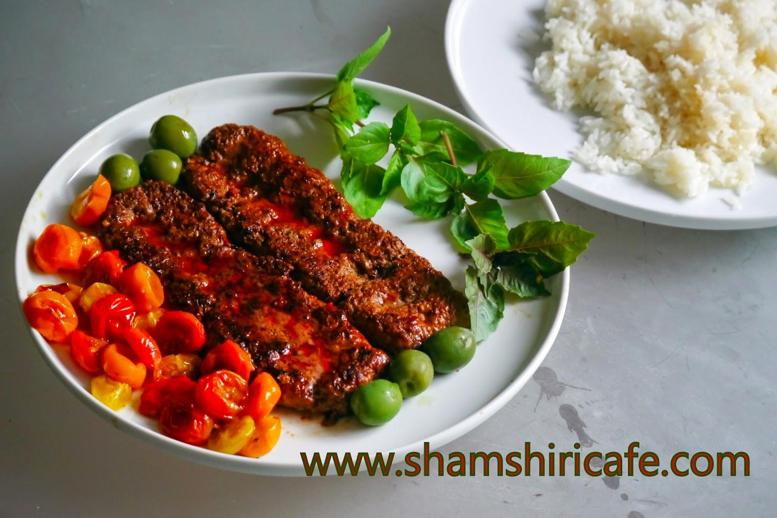 انواع تزیین های کباب تابه ای زیبا جالب Welcome to Shamshiri cafe: September 2014