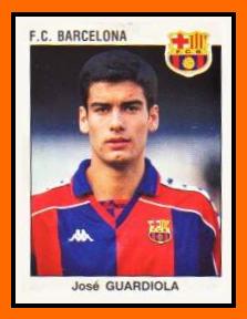 07-Josep+GUARDIOLA+-+Panini+FC+Barcelone+1994