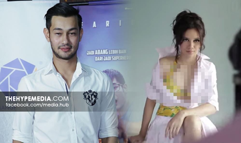 Kali Kedua Diana Danielle Kembali Tayang Aset Di Majalah Farid Kamil Terkilan