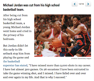 michael jordan a success story Basketball superstar michael jordan is one of the most successful, popular, and jordan enjoyed personal success, but chicago did not advance beyond the first round of the playoffs until 1988 my story new york: crown publishers, 1998 naughton, jim.