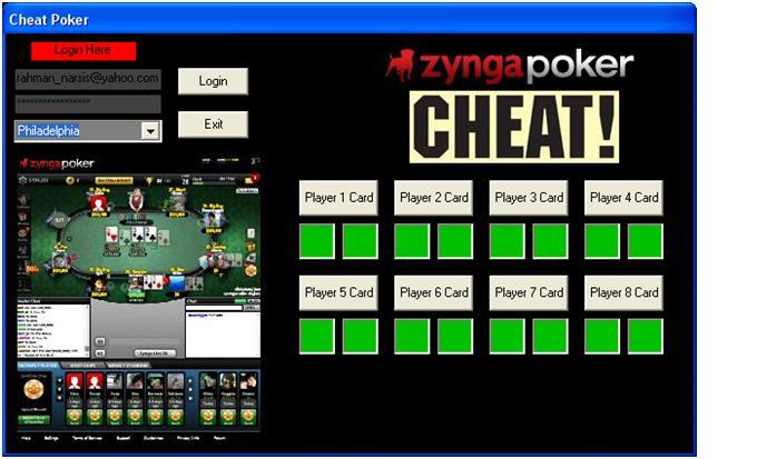 game zynga poker