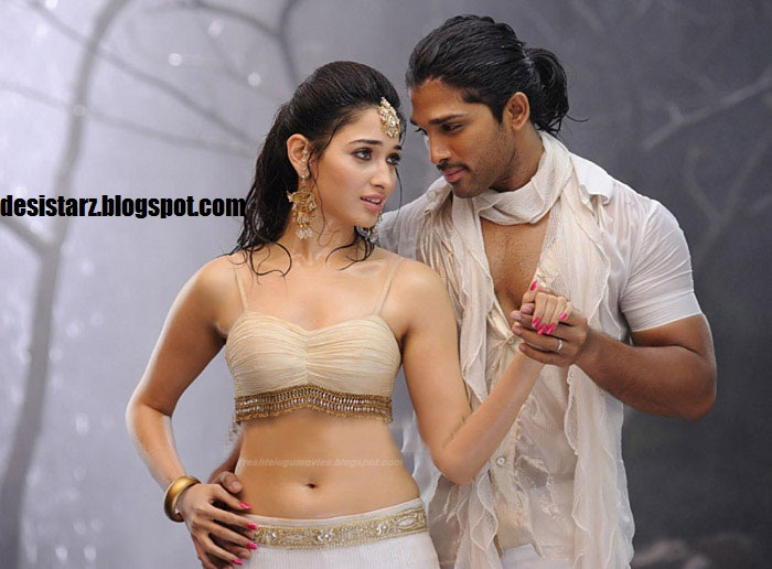 Actress Tamanna Latest Hot Pics in Badrinath Movie Gallery