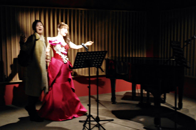 Rehearsal with Sumi Jo - Soprano singer. | www.meheartseoul.blogspot.sg