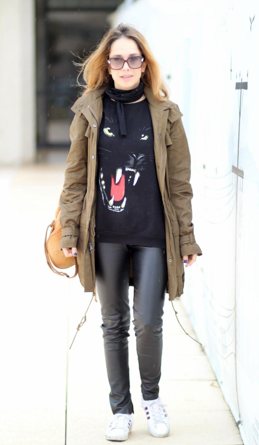 vince, ss15, lookoftheday, luxury, bandanascarf, ootd, streetstyle, mfw, fashionblog, אופנה, בלוגאופנה