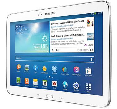 "Spesifikasi dan harga Samsung GALAXY Tab3 10.1"" GT-P5200"