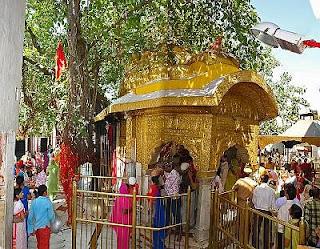 History Of Maa Chintpurni JI