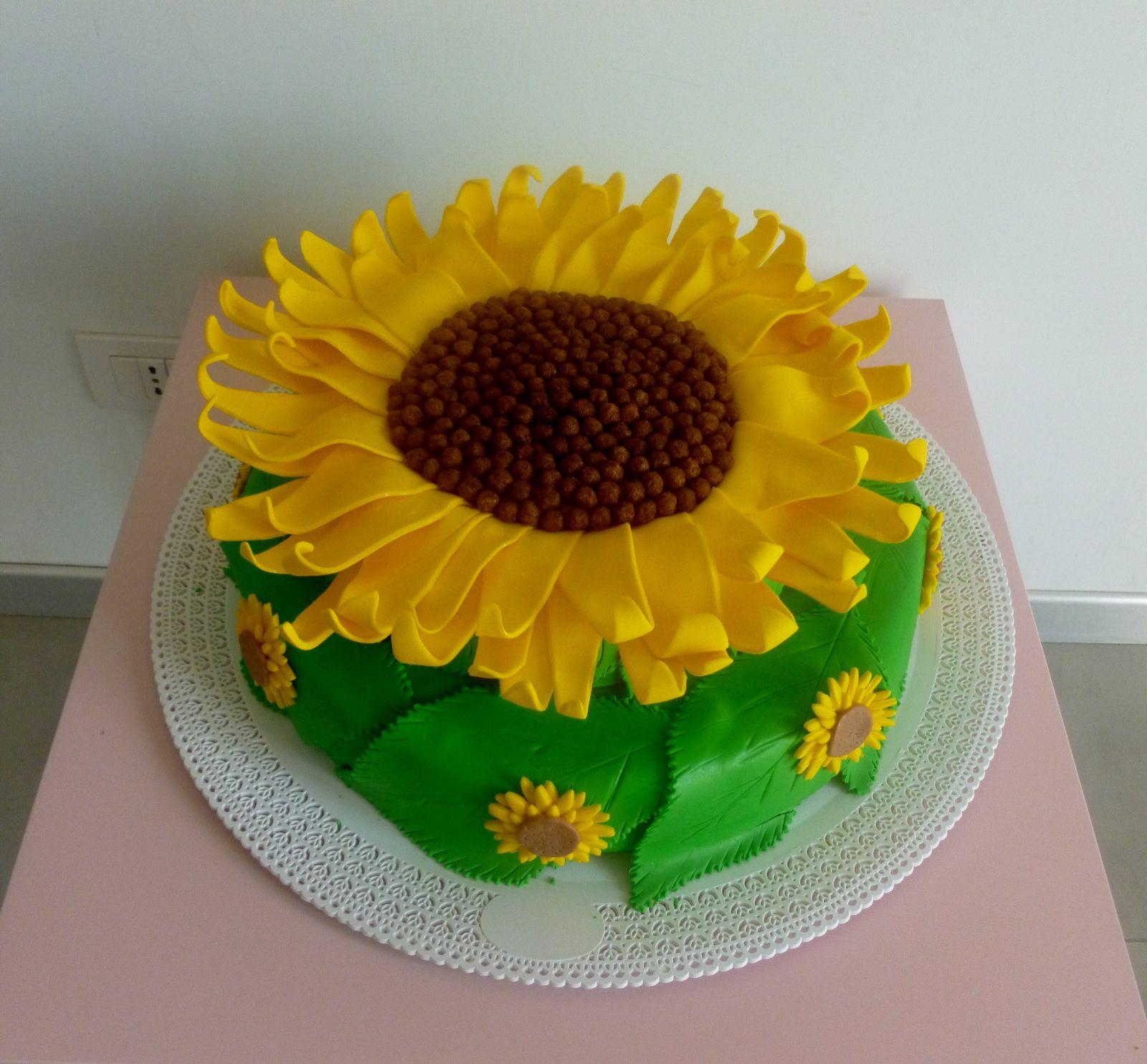 le torte di mamma torta girasole