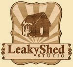 Leaky Shed Studio Store Front