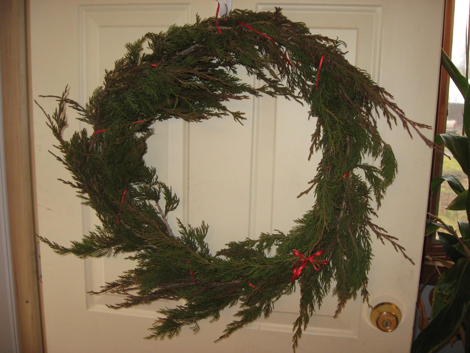 Wild Rose Pastures Handmade Gift Exchange And Xmas Wreath