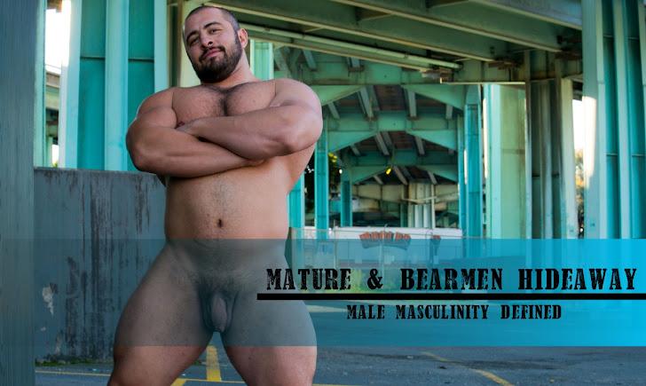 Mature & Bearmen Hideaway