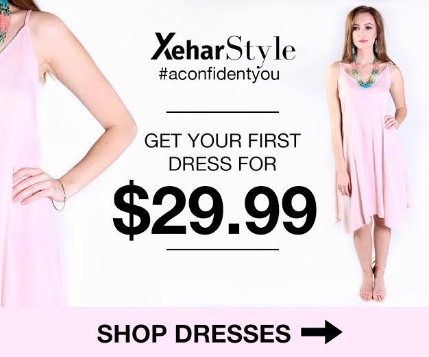 Mira Sleeveless Dress