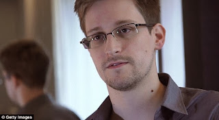 Edward Snowden revelations about Spying on Citizens