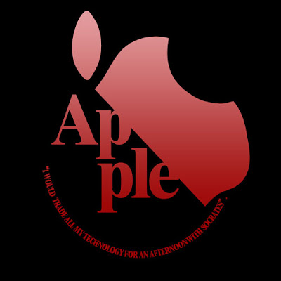 エバマーク風Apple
