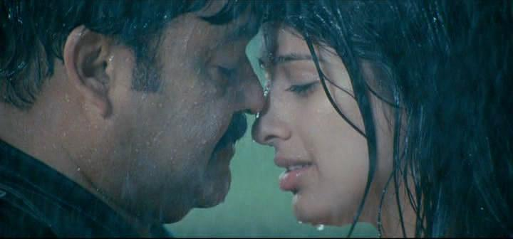 Lakshmi Rai With Malayalam Star Mohanlaal In Mollywood Movie Christian Brothers Hot And Cool