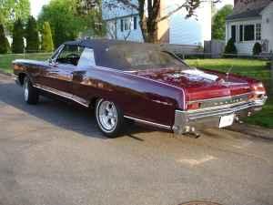 Just A Car Geek: 1965 Pontiac 2 + 2 Convertible