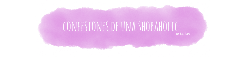 Confesiones de una Shopaholic | Make-Up & Beauty Blog