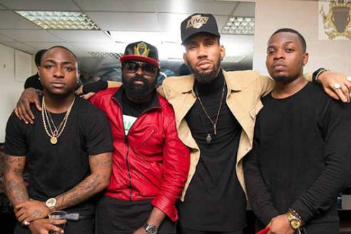 Popular Rapper Olamide Features Davido In This New Video