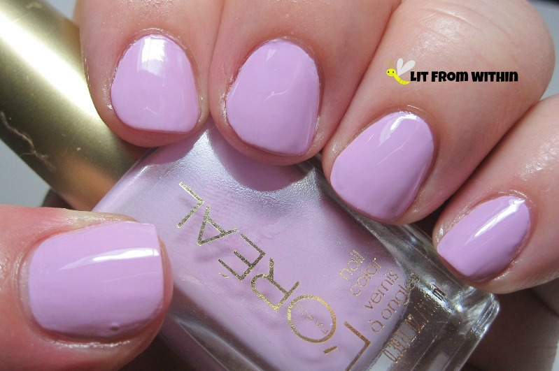 L'Oreal Lacey Lilac