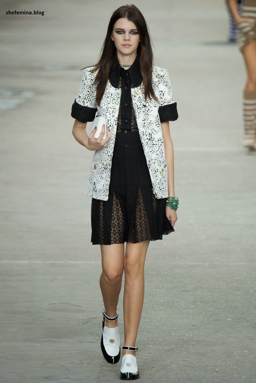 Chanel Spring 2015 dresses HD wallpaper 23