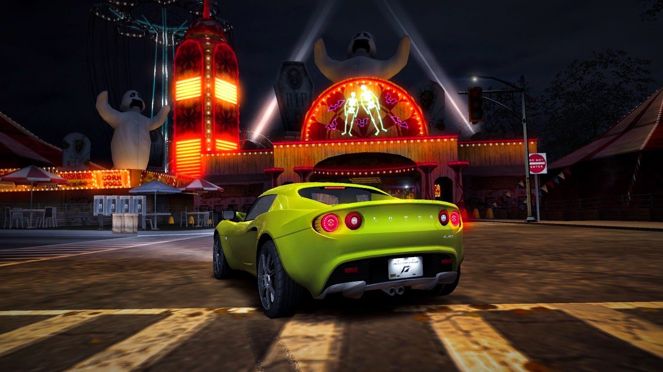 NFS World Lotus Elise Ghost