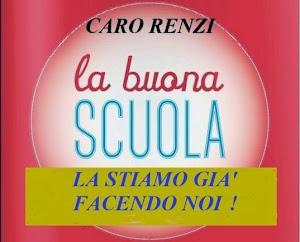 Il Dossier Renzi sulla scuola
