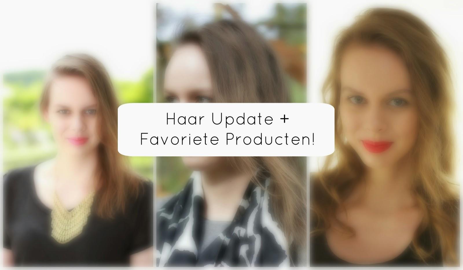 haarupdate favoriete haarproducten